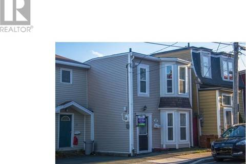 House for sale at 27 Pennywell Rd St. John's Newfoundland - MLS: 1195677