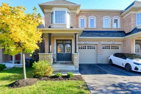 Townhouse for sale at 27 Pentonville Rd Brampton Ontario - MLS: W4690069