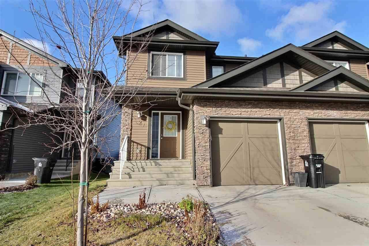 Townhouse for sale at 27 Peter St Spruce Grove Alberta - MLS: E4178255