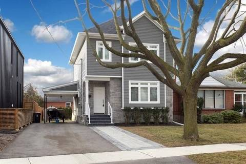 House for sale at 27 Putney Rd Toronto Ontario - MLS: W4721049