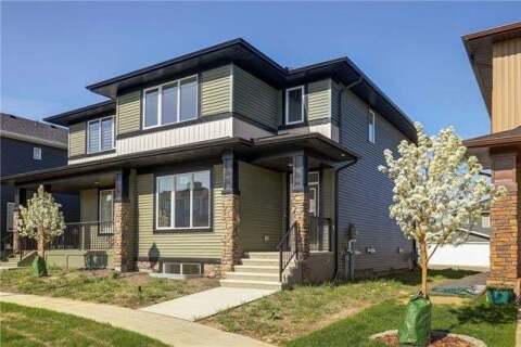 Townhouse for sale at 27 Ravenstern Point(e) Southeast Airdrie Alberta - MLS: C4286899