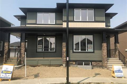 Townhouse for sale at 27 Ravenstern Point(e) Southeast Airdrie Alberta - MLS: C4253354