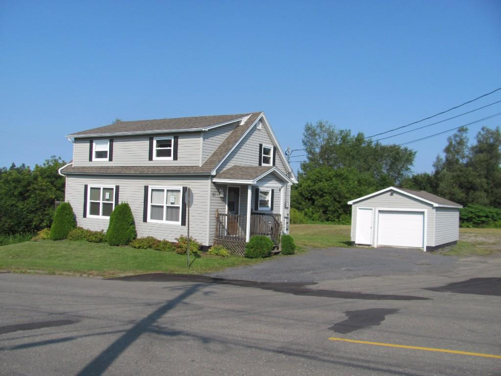 For Sale: 27 Reservoir Street, Grand Falls, NB | 2 Bed, 2 Bath House for $115,000. See 18 photos!