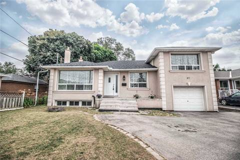 House for sale at 27 Rexton Rd Toronto Ontario - MLS: W4518339