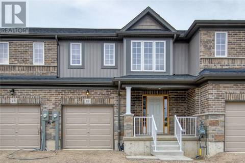 Townhouse for sale at 27 Robertson Dr Stratford Ontario - MLS: 30741006