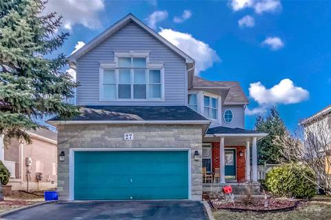 House for sale at 27 Sagewood Ave Clarington Ontario - MLS: E4409743