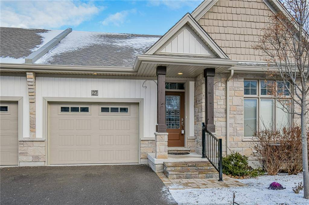 Townhouse for sale at 27 Sandalwood Common St. Catharines Ontario - MLS: 30783965