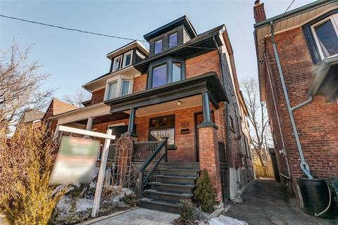 Townhouse for sale at 27 Saunders Ave Toronto Ontario - MLS: W4393432