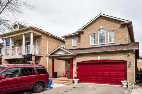 House for sale at 27 Savita Rd Brampton Ontario - MLS: W4768440