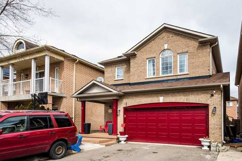 House for sale at 27 Savita Rd Brampton Ontario - MLS: W4716566