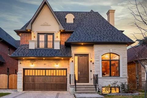 House for sale at 27 Sciberras Rd Markham Ontario - MLS: N4645224