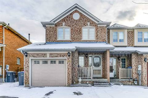Townhouse for sale at 27 Shady Pine Circ Brampton Ontario - MLS: W4664632