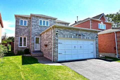 House for sale at 27 Shale Dr Ajax Ontario - MLS: E4892654