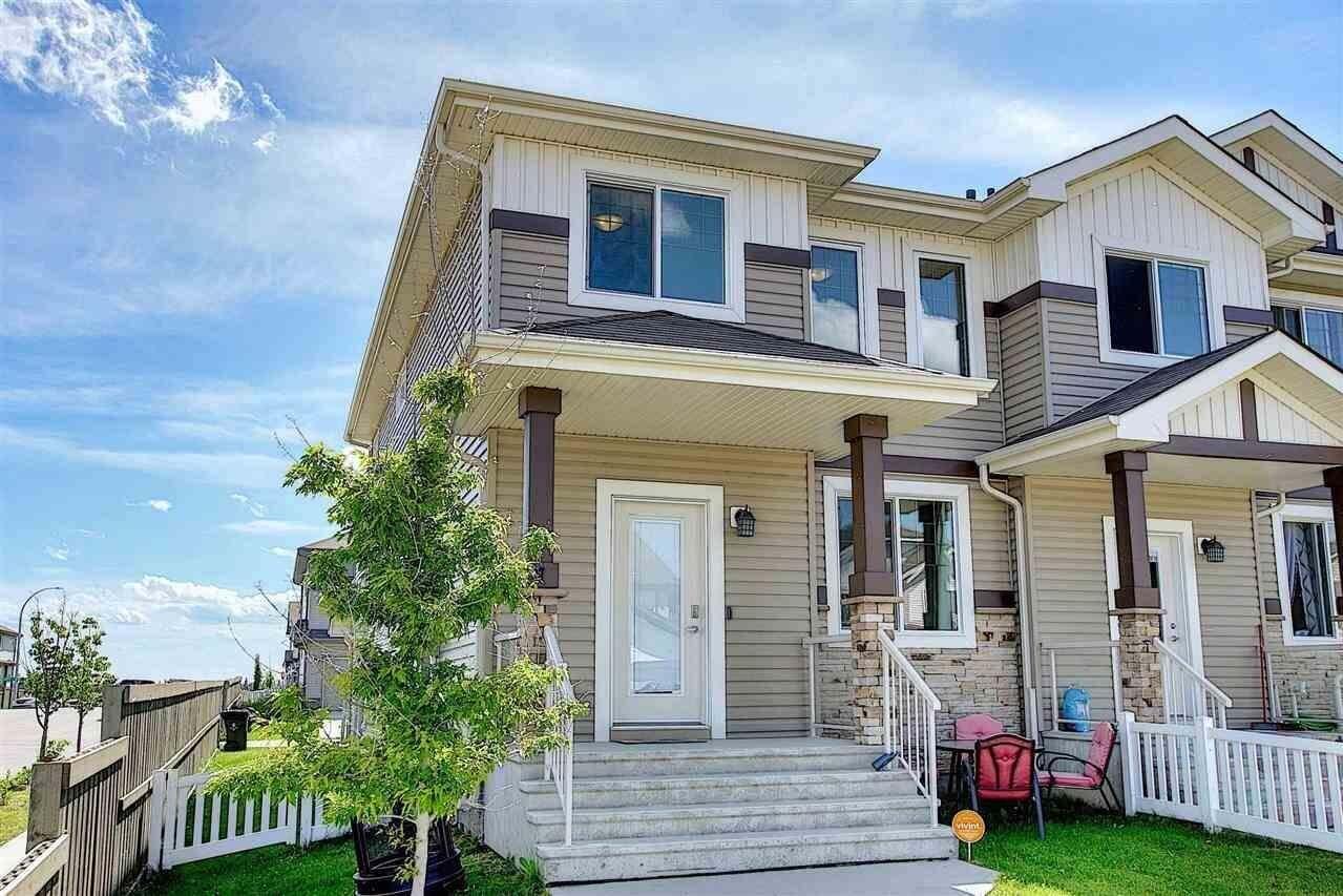 Townhouse for sale at 27 Sierra Wd Fort Saskatchewan Alberta - MLS: E4203216