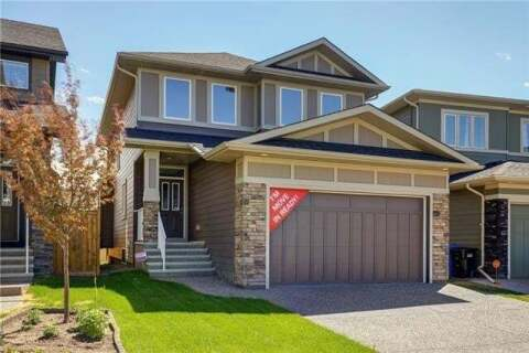 House for sale at 27 Silverado Crest Pl Southwest Calgary Alberta - MLS: C4262211
