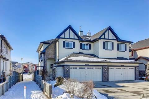Townhouse for sale at 27 Silverado Range Ht Southwest Calgary Alberta - MLS: C4292375