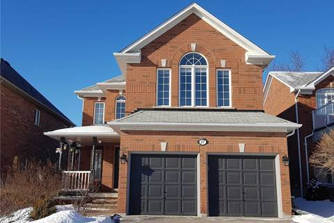 House for sale at 27 Silverstone Cres Georgina Ontario - MLS: N4692955
