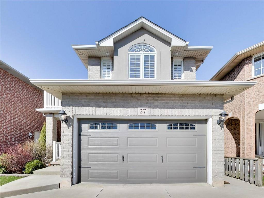 House for rent at 27 Sonoma Ln Stoney Creek Ontario - MLS: H4076084