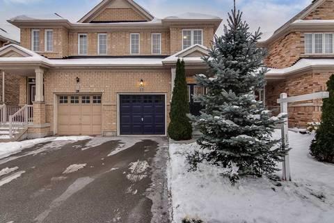 Townhouse for sale at 27 Spring Arbour Rd Vaughan Ontario - MLS: N4633843