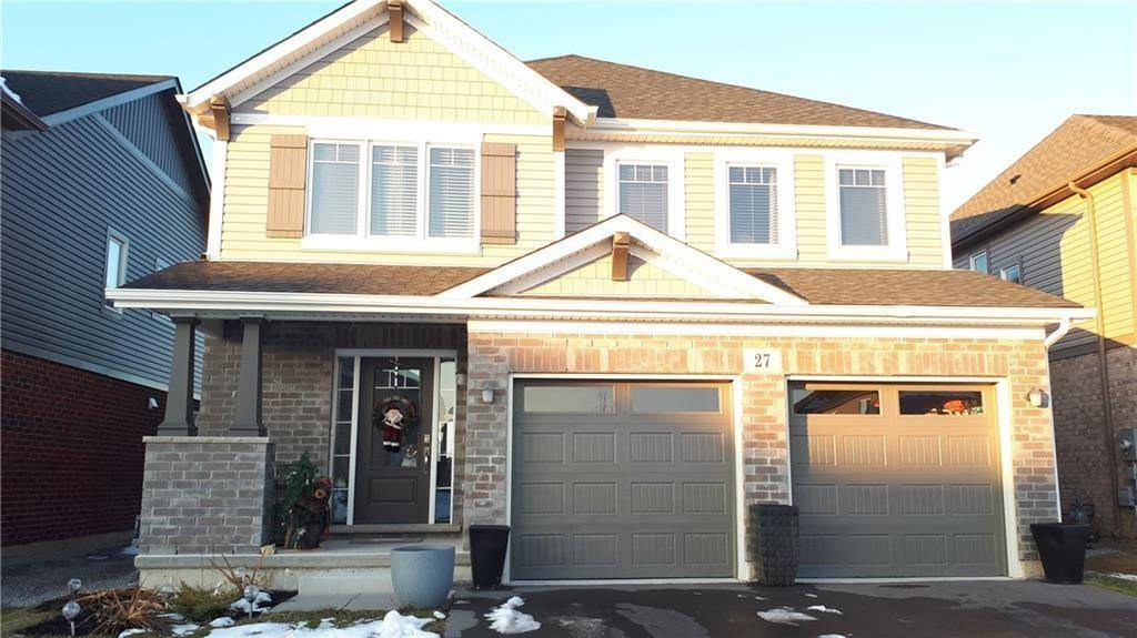 House for sale at 27 Spruce Cres Welland Ontario - MLS: 30795440