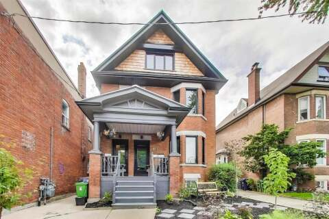 Townhouse for sale at 27 St John's Rd Toronto Ontario - MLS: W4868022