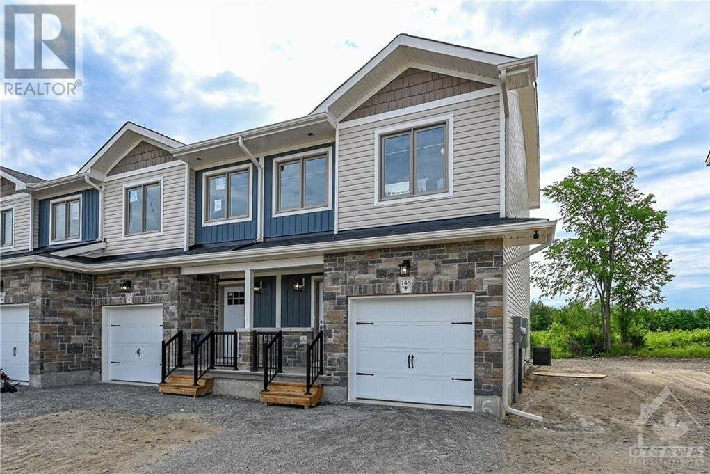 Townhouse for sale at 27 Staples Blvd Smiths Falls Ontario - MLS: 1210515