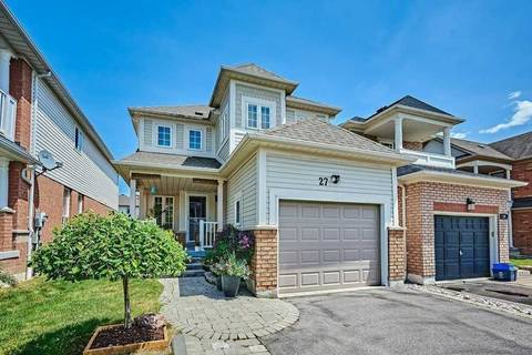 House for sale at 27 Steamer Dr Whitby Ontario - MLS: E4556284
