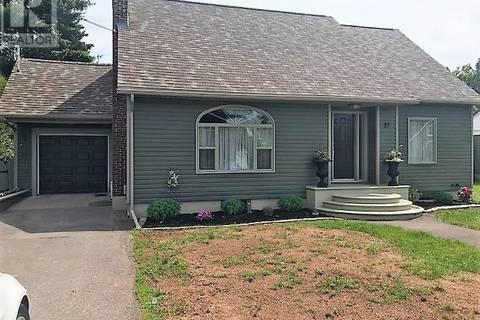 House for sale at 27 Stewart Ave Sussex New Brunswick - MLS: NB026500