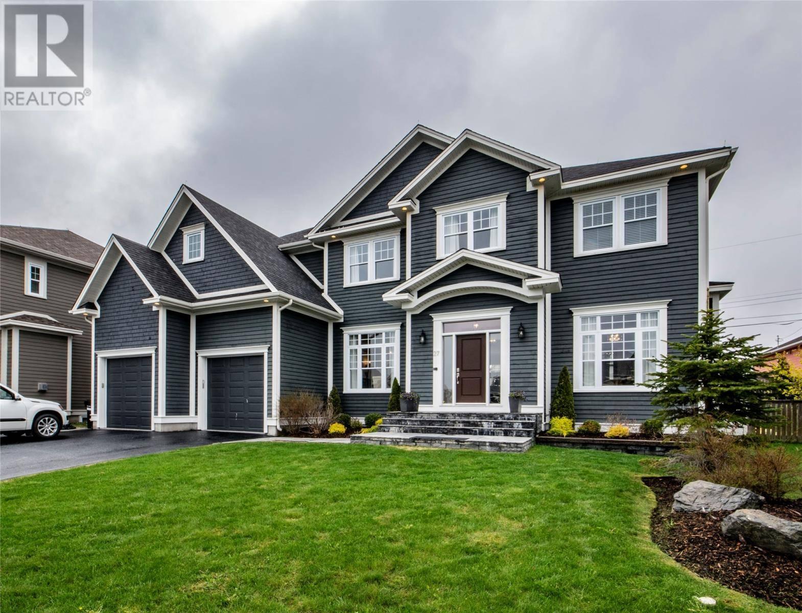 House for sale at 27 Stonebridge Pl St. John's Newfoundland - MLS: 1209210