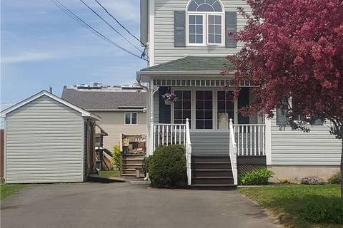 House for sale at 27 Stoneham  Moncton New Brunswick - MLS: M123763