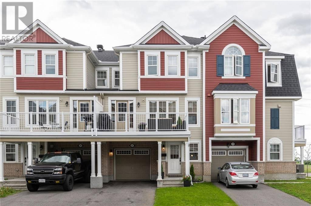 Townhouse for rent at 27 Streambank St Ottawa Ontario - MLS: 1170854