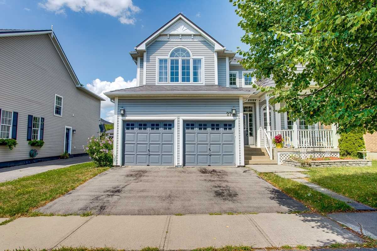 For Sale: 27 Sturgess Crescent, Whitby, ON | 4 Bed, 3 Bath House for $879000.00. See 21 photos!