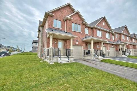 Townhouse for sale at 27 Sunset Wy Thorold Ontario - MLS: X4489365