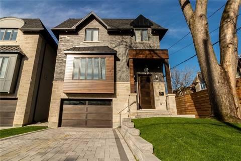 House for sale at 27 Sunshine St Toronto Ontario - MLS: C4488053