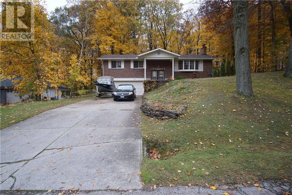 House for sale at 27 Sylvan Dr North Dumfries Ontario - MLS: 30775880