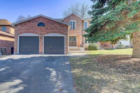 House for sale at 27 Tannery Creek Cres Aurora Ontario - MLS: N4424746