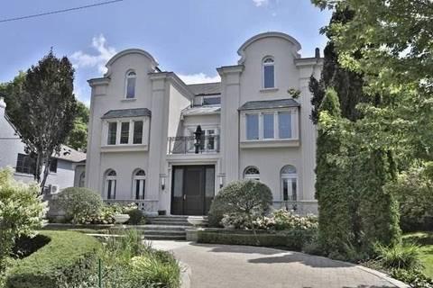 House for sale at 27 Teddington Park Ave Toronto Ontario - MLS: C4399289