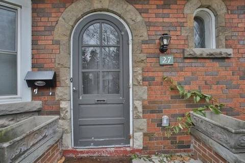 House for sale at 27 Thorndale St Hamilton Ontario - MLS: X4645248