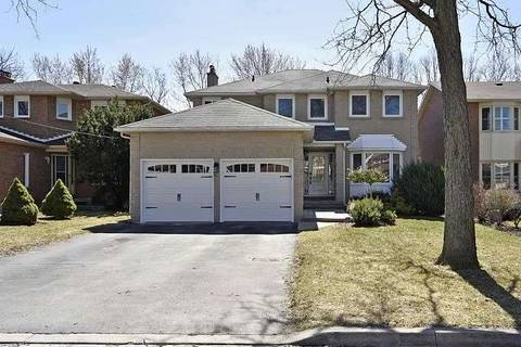 House for sale at 27 Timbermill Cres Markham Ontario - MLS: N4408451