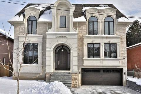 House for sale at 27 Tobruk Cres Toronto Ontario - MLS: C4674277