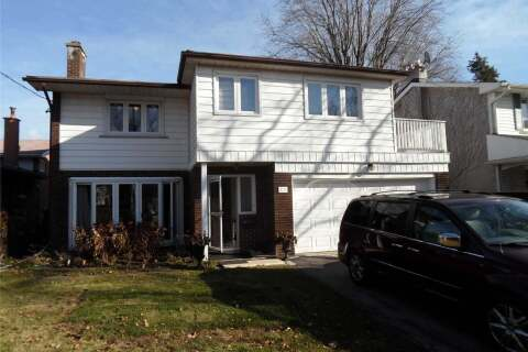 House for rent at 27 Tollerton Ave Toronto Ontario - MLS: C4958507