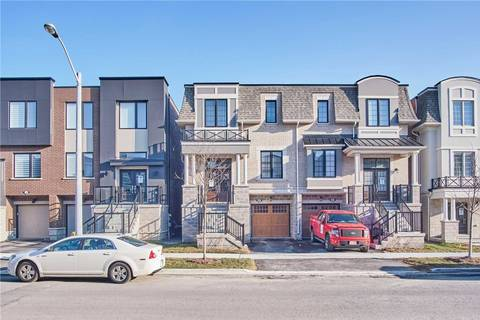 Townhouse for sale at 27 Vaudeville Dr Toronto Ontario - MLS: W4422461
