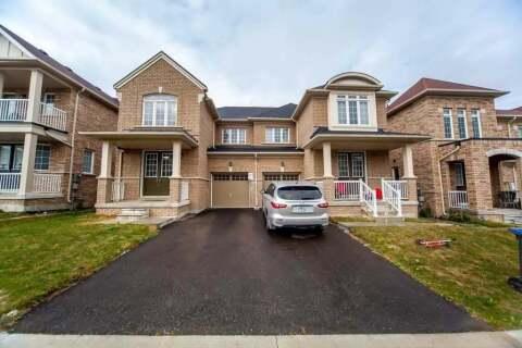 Townhouse for rent at 27 Vezna Cres Brampton Ontario - MLS: W4927068