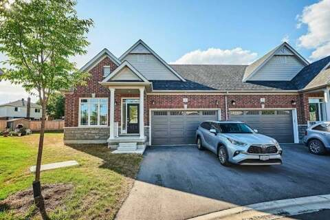 Townhouse for sale at 27 Washburn Path Clarington Ontario - MLS: E4856504