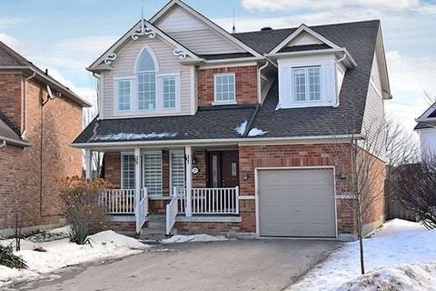 House for sale at 27 Watkins Glen Cres Aurora Ontario - MLS: N4697059