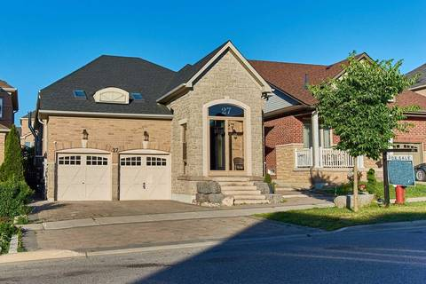 House for sale at 27 West Park Ave Bradford West Gwillimbury Ontario - MLS: N4541153