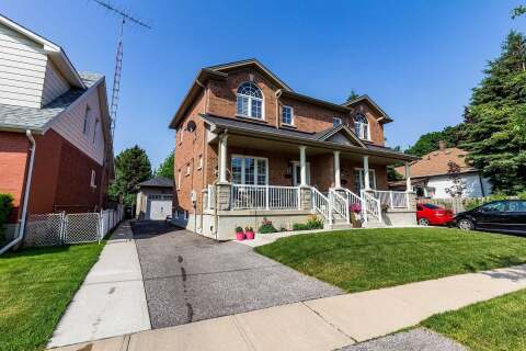 Townhouse for sale at 27 West St Brampton Ontario - MLS: W4860566