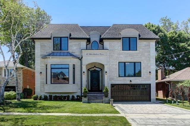 Sold: 27 Whittaker Crescent, Toronto, ON