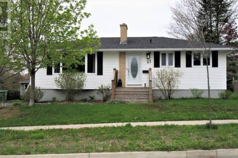 House for sale at 27 William St Fredericton New Brunswick - MLS: NB025452