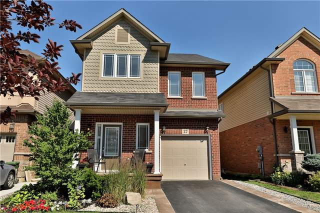 Sold: 27 Willowbanks Terrace, Hamilton, ON